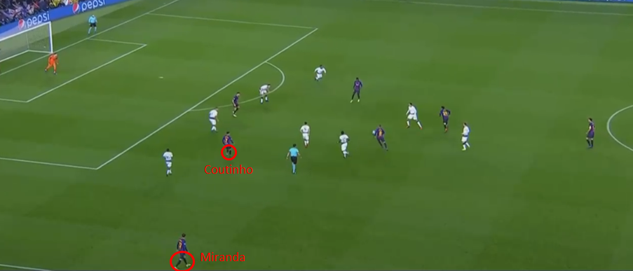Barcelona Tottenham Hotspur Tactical Analysis