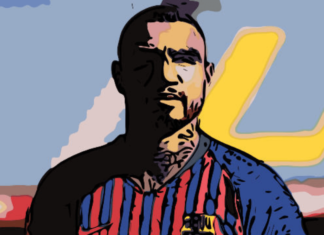 Kevin-Prince Boateng Barcelona Tactical Analysis Statistics