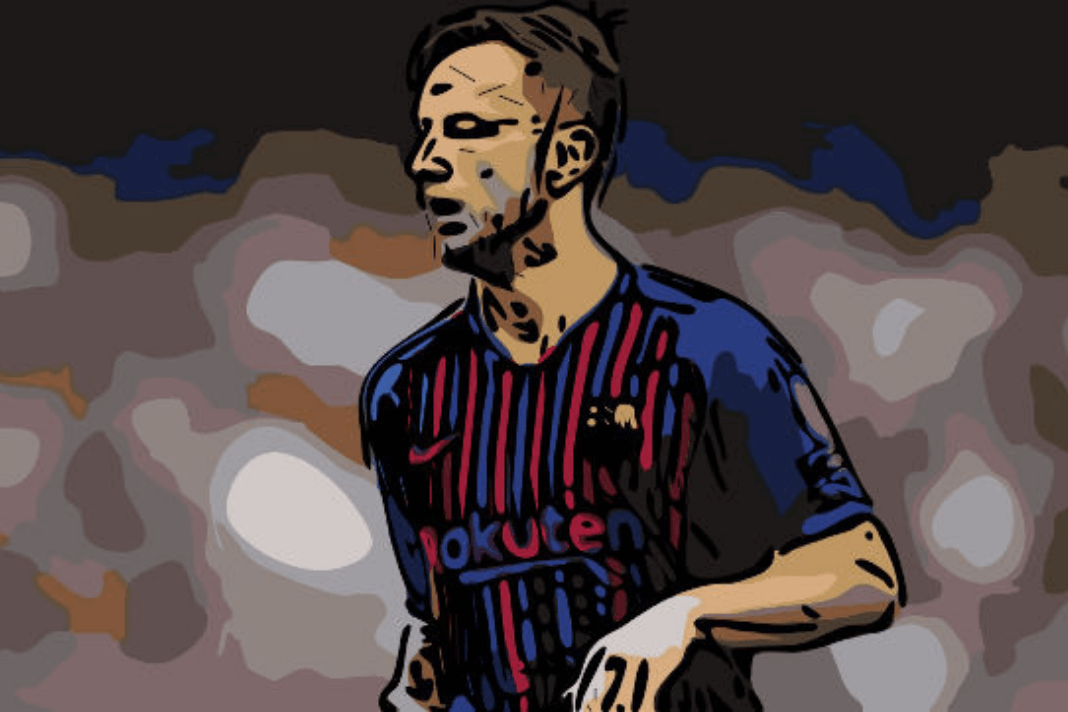 more photos 22200 820f3 Just how indispensable is Ivan Rakitic for Barcelona ...