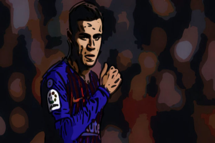 Philippe Coutinho Barcelona Tactical Analysis Statistics