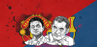 Champions League 2018/19 Manchester United Barcelona tactical analysis preview