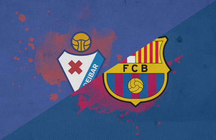 La Liga 2018/19 Tactical Analysis: Eibar vs Barcelona