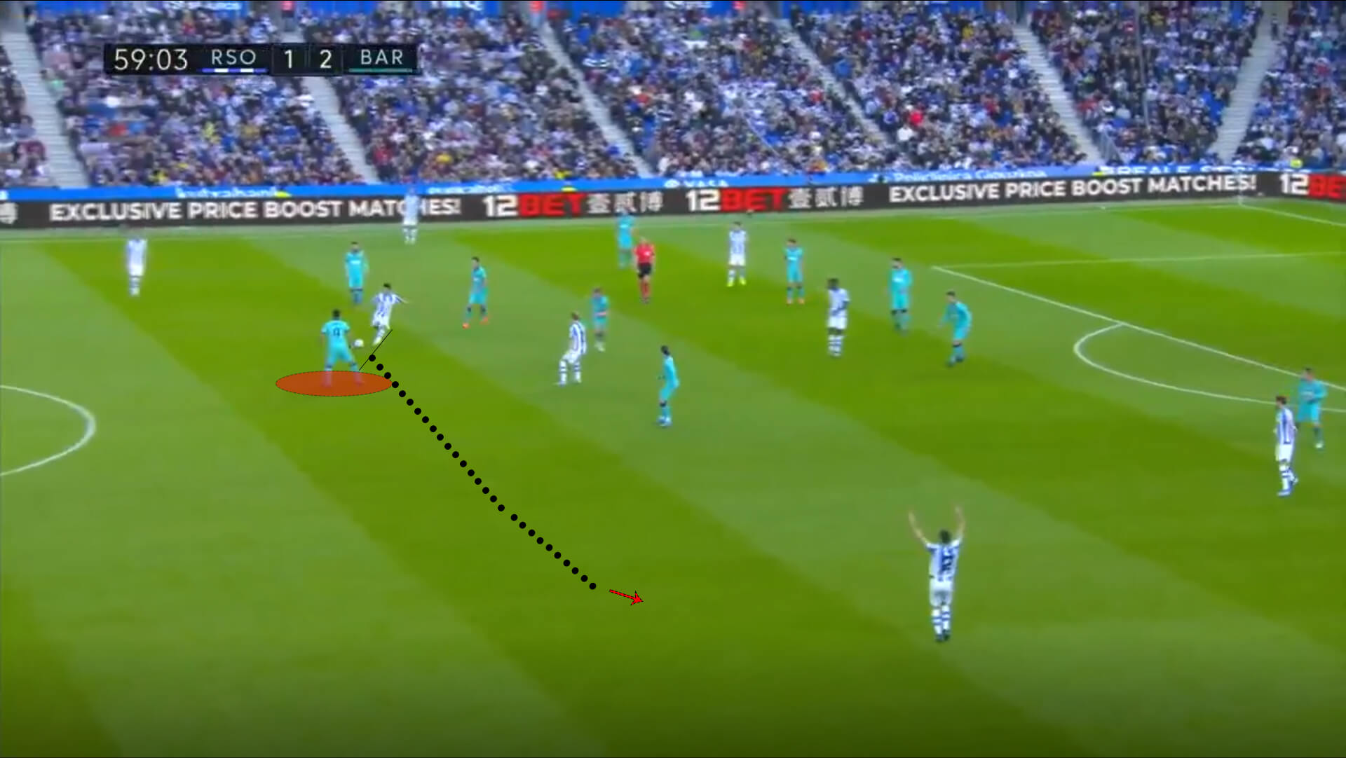 Luis Suarez 2019/20 - scout report - tactical analysis tactics